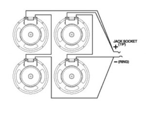 Speaker Wiring Configurations - Celestion | Guitar Cabinet Wiring Diagrams 4x12 |  | Celestion